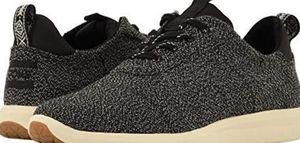 Tom's Black Terry Cabrillo Sneaker